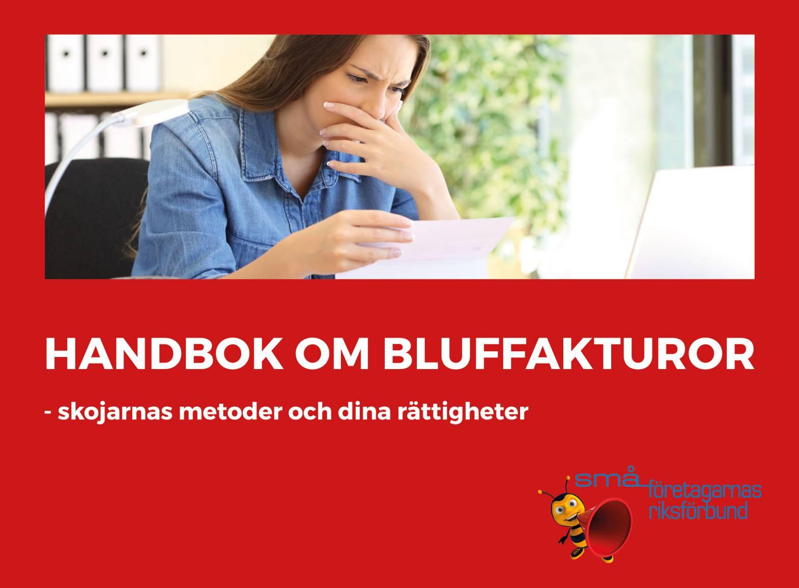 Manual för bluffakturor
