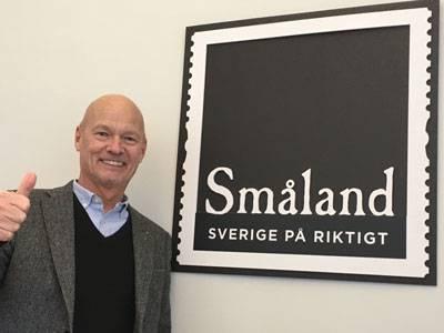 Lars strömberg, småföretagarna besöker Växjö