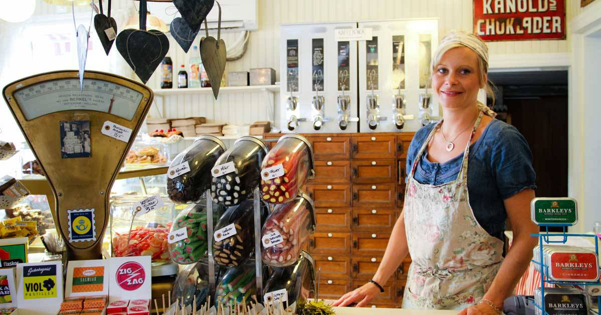 Utan småföretagare stannar Sverige