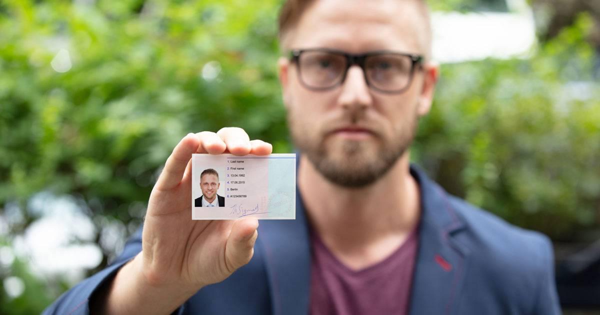 Skrämselteknik vid försäljning av verkningslösa ID-skydd