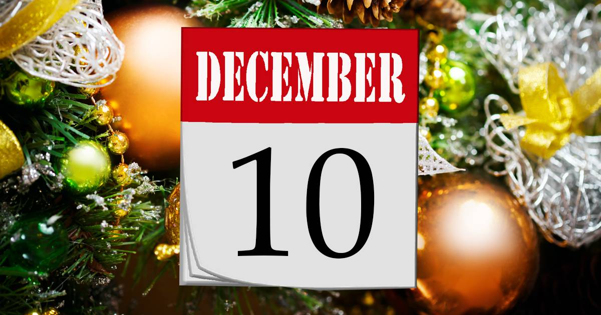 Julkalender lucka #10