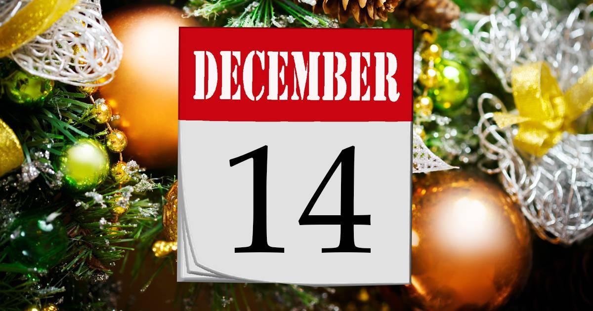 Julkalender lucka #14
