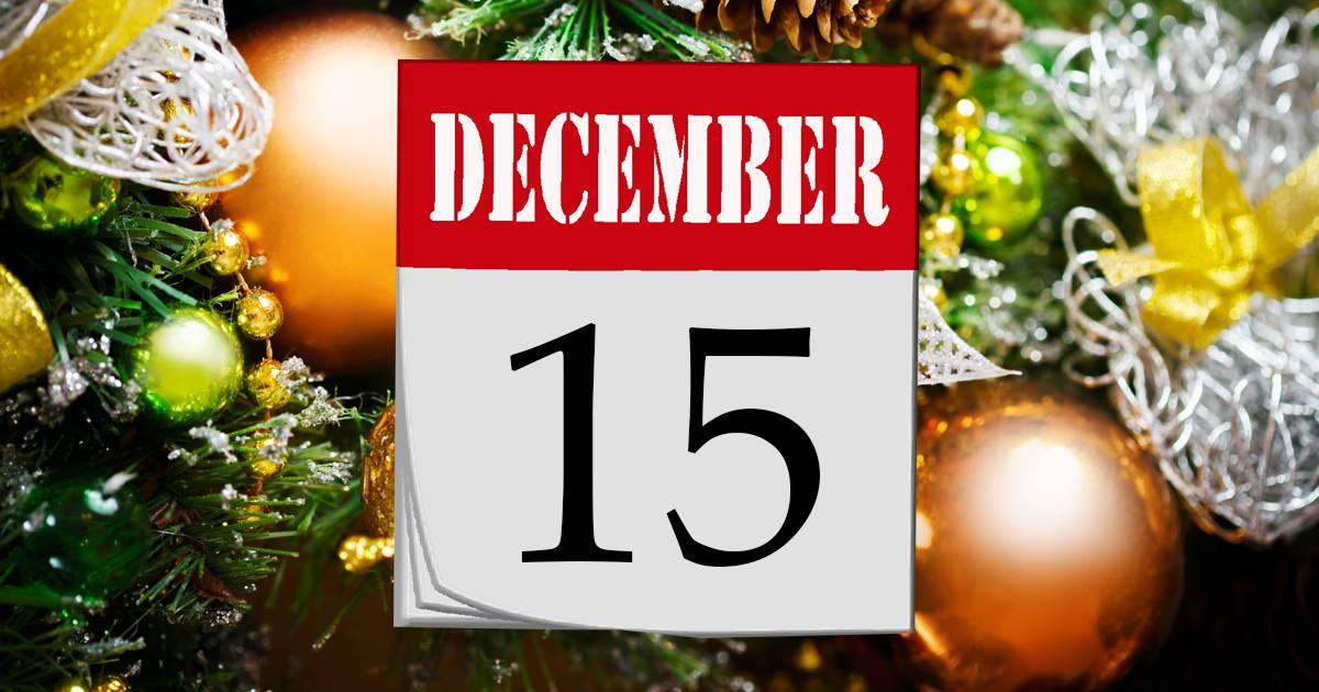 Julkalender lucka #15