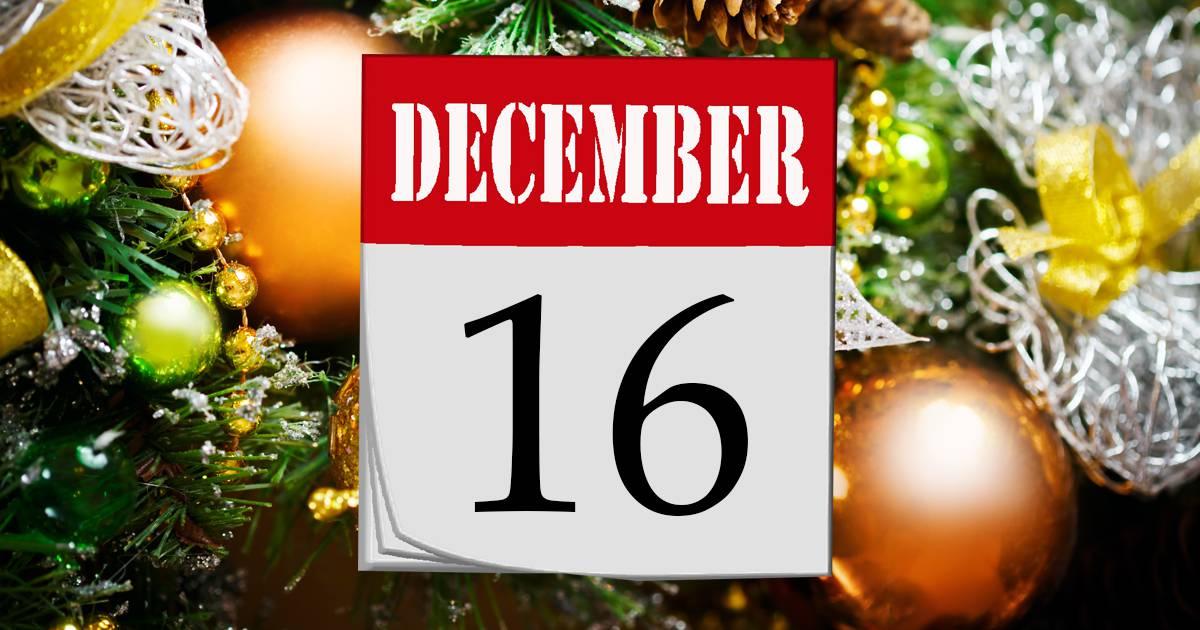 Julkalender lucka #16