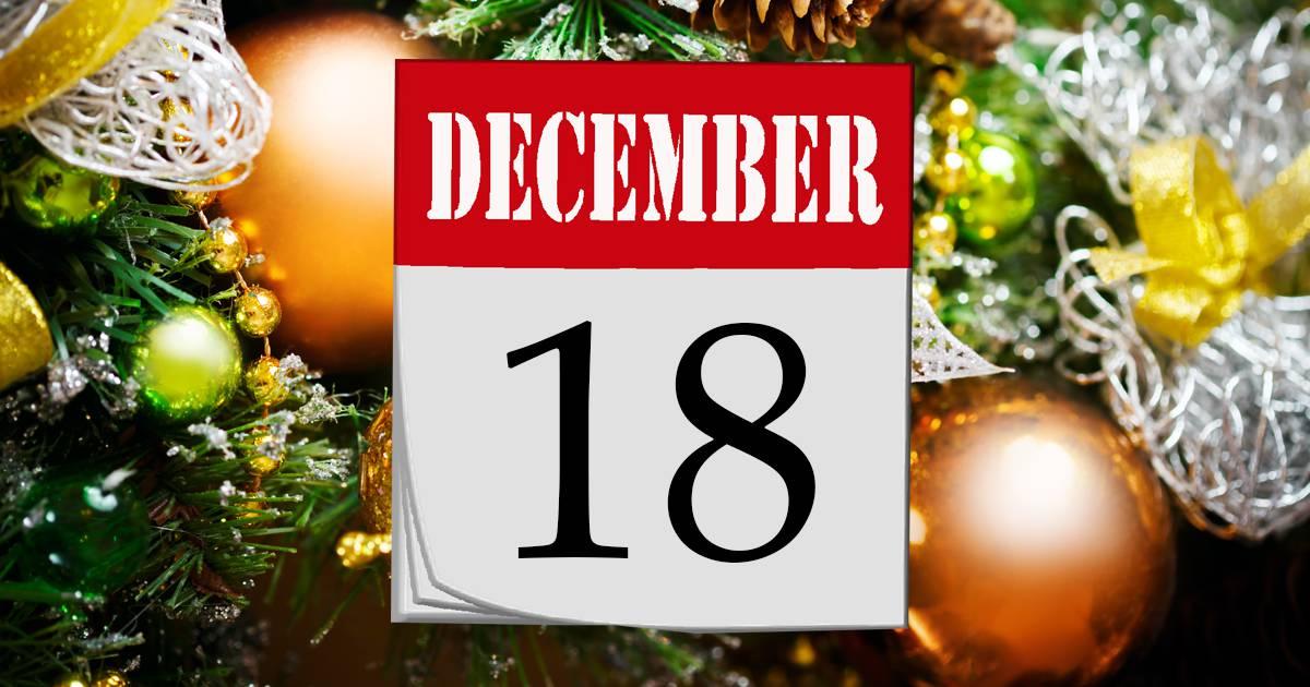 Julkalender lucka #18