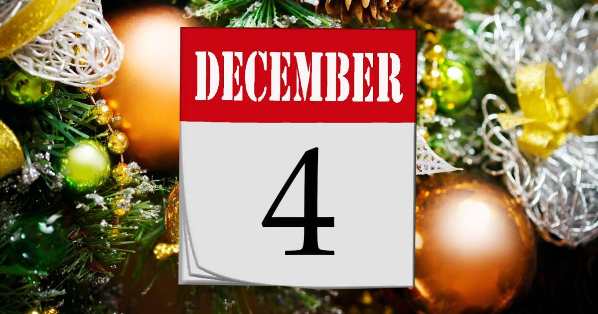 Julkalender lucka #4
