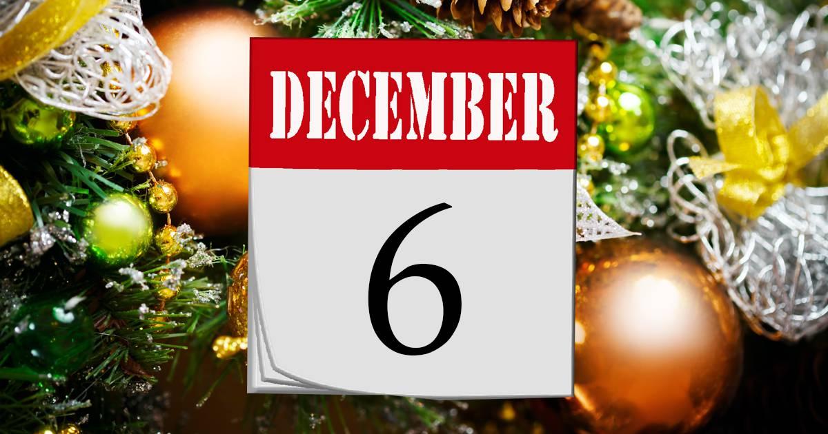 Julkalender lucka #6