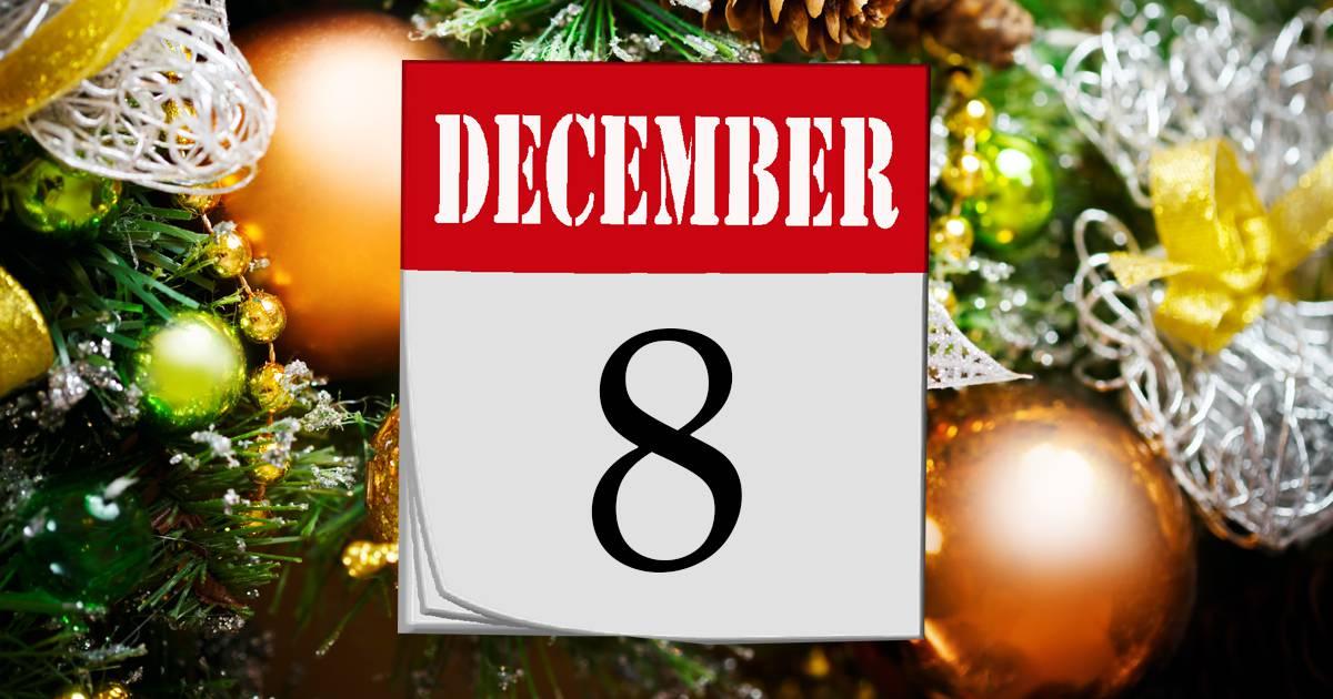 Julkalender lucka #8
