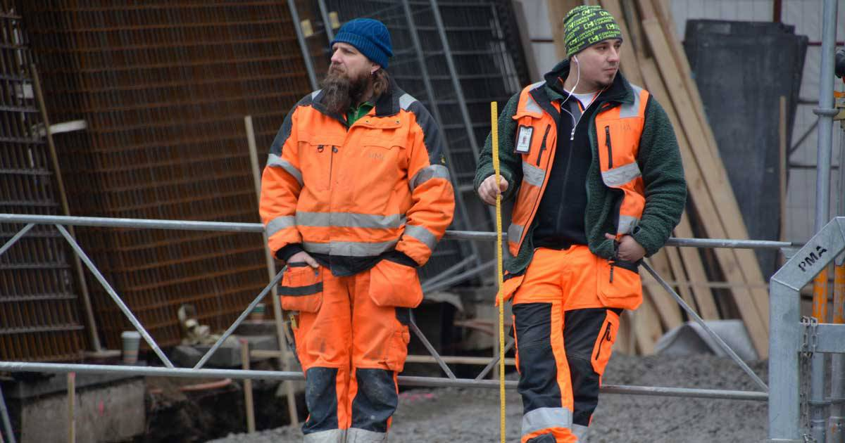 Byggbranschen vill förhindra fusk och kriminalitet
