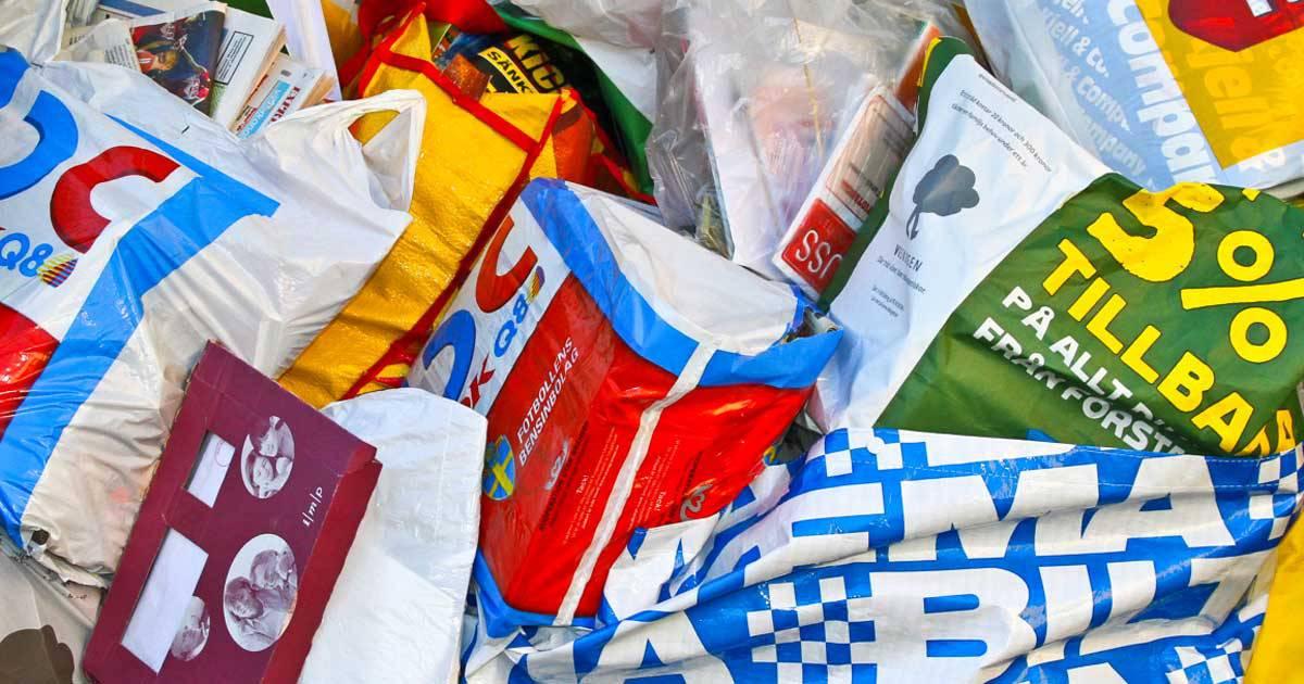 Plastpåseskatten – vad gäller för dig som handlare