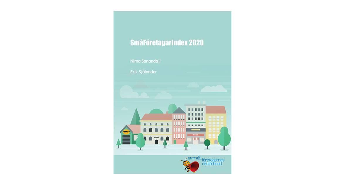 Ny rapport – SmåFöretagarIndex 2020