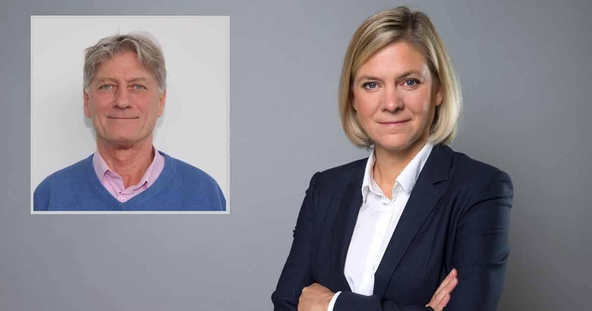 """Erik Sjölander Småföretagarnas Riksförbund: """"Det mesta är halvkvädna visor"""""""
