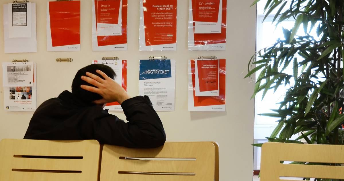När anses en företagare vara arbetslös?