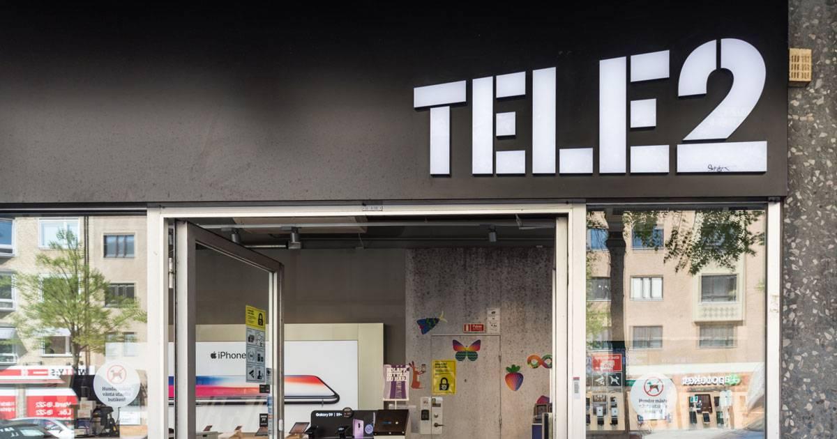 Tele2 stänger 18 butiker